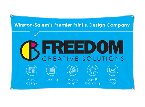 banner shop freedom creative solutions