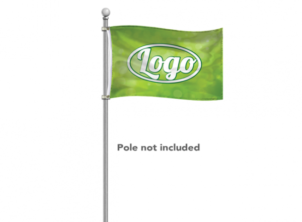 Custom Pole Flag at freedom creative solutions