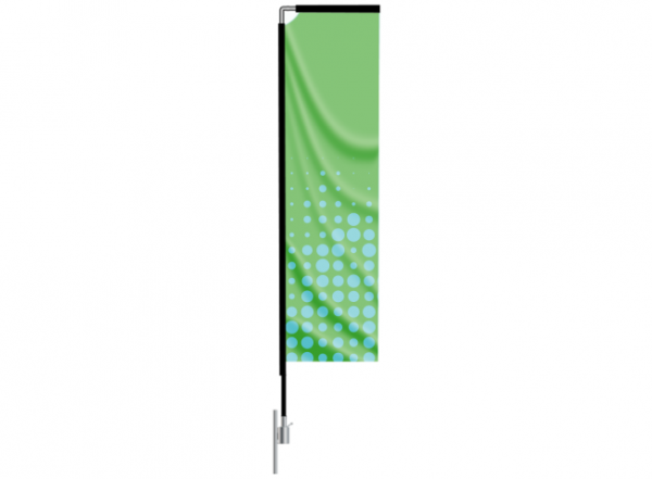 Rectangle Flag at freedom creative solutions
