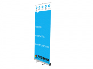 Economy Banner Stand