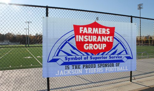 mesh banner for farmers insurance group