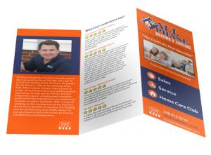 Premium Flyers & Brochures