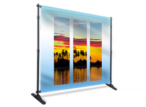 Backdrop Banners w/ Carry Bag