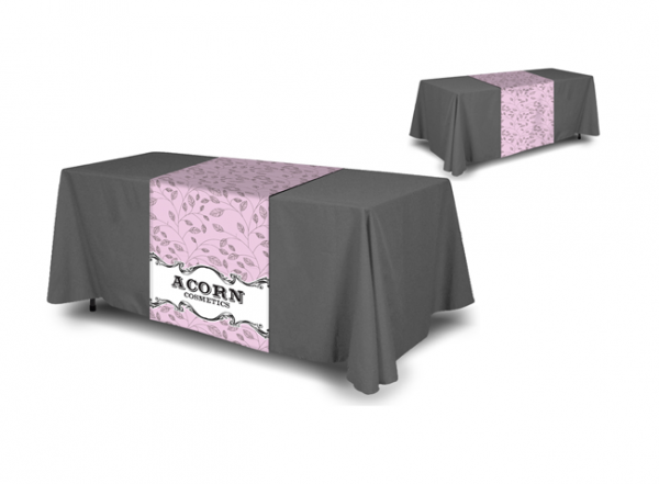table runner at freedom creative solutions