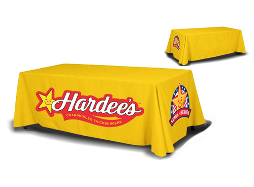 "8′ ""Closed Back"" Tablecloth"