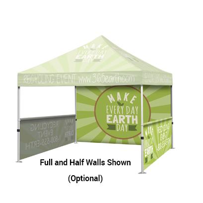 tent full half wall