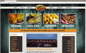 seafood shack website