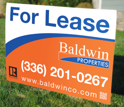baldwinco lease signage