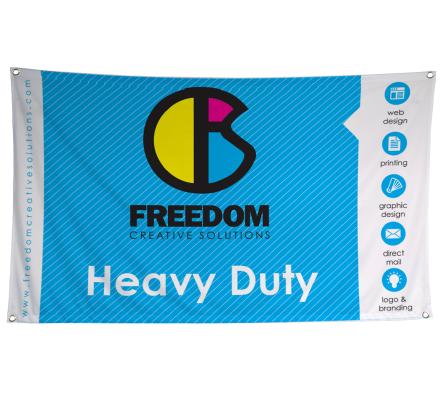 heavy duty banners