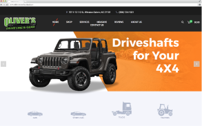 olivers driveshaft website