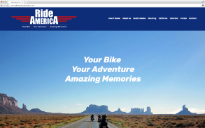 ride america website