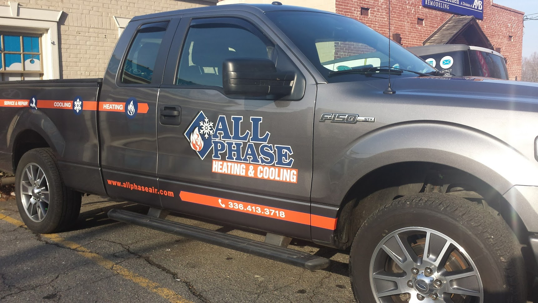 allphase_heating_cooling_hvac_truck_left_side_view_vehicle_wrap