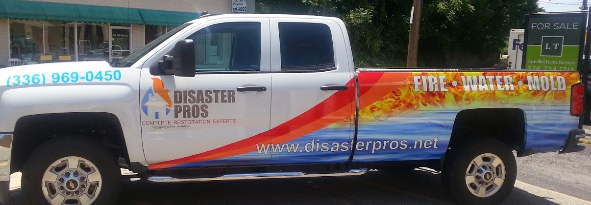 disaster_pros_fire_water_mold_complete_restoration_experts_right_side_view_vehicle_wrap