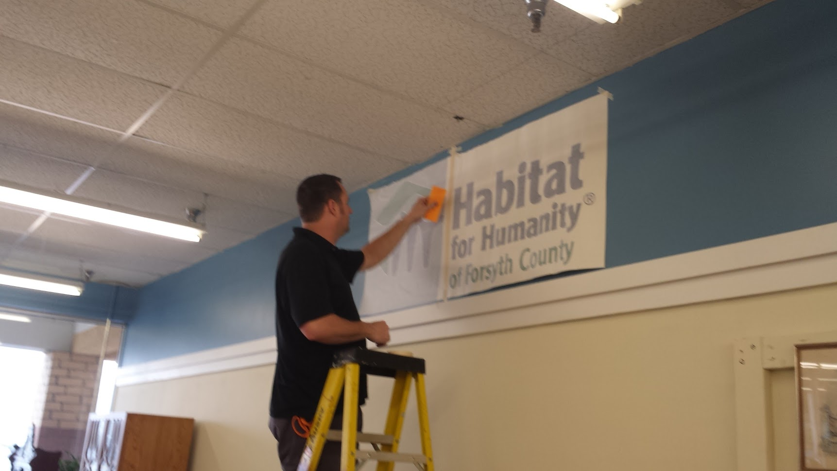 habitat humanity forsyth county wall graphics vinyl