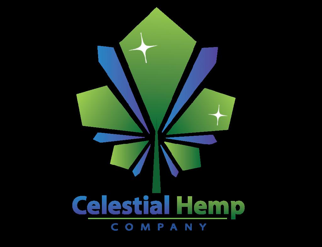 celestial hemp company logo