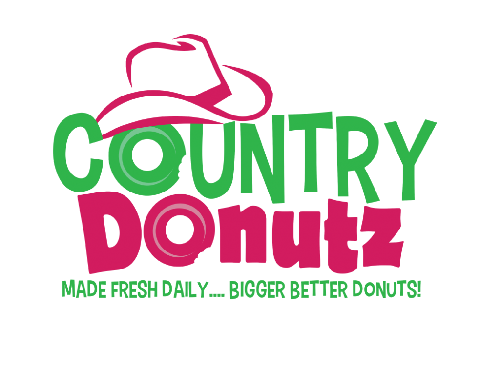 country donutz logo