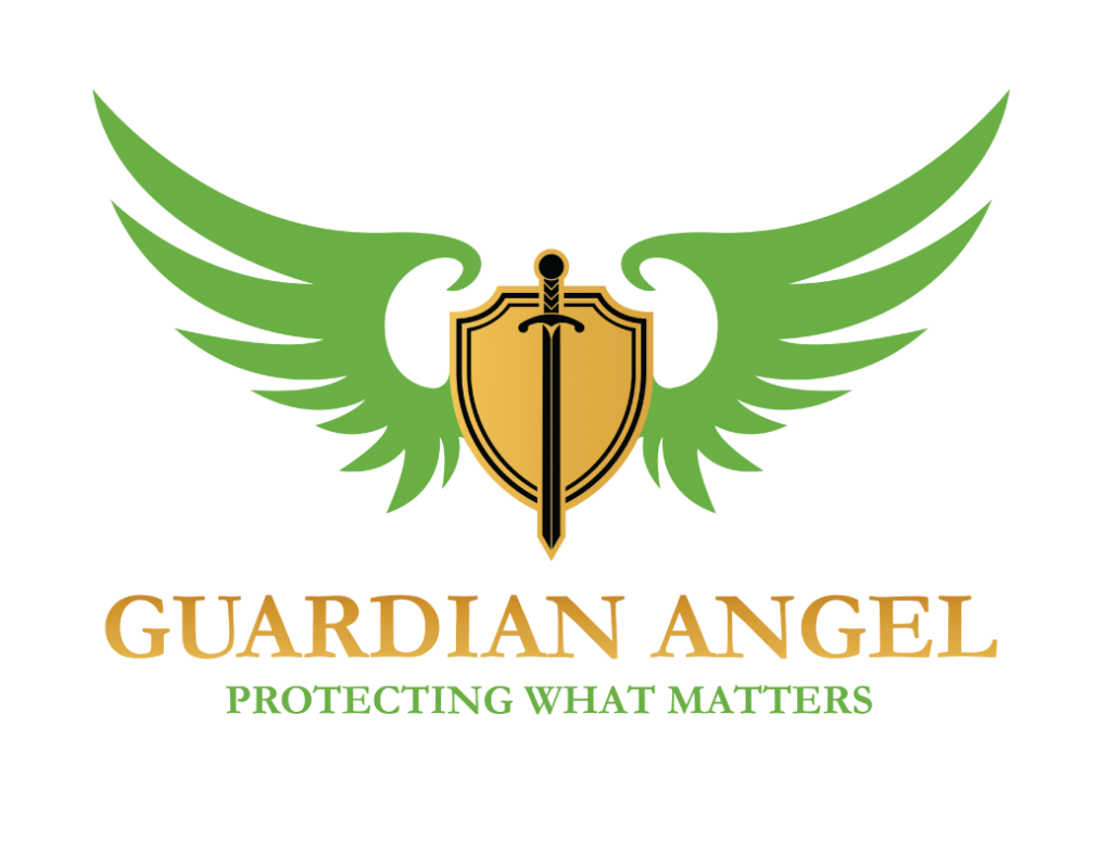 guardian angel shield logo