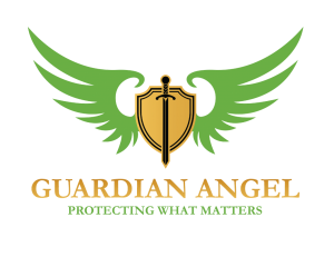 guardian angel shield logo
