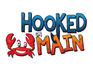 hooked on main restaurant logo