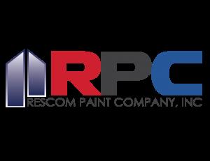 rescom paint company logo