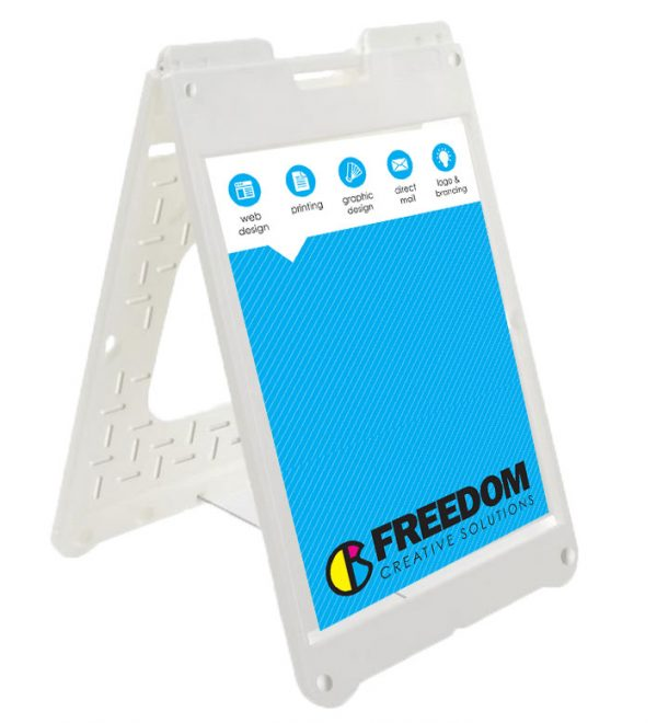 simpo signboard by freedom creative solutions
