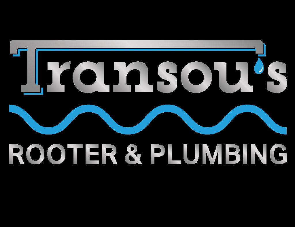 transous rooter plumbing logo