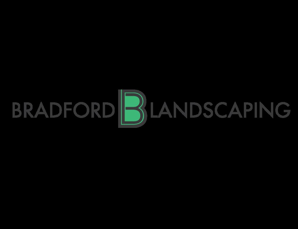 bradford landscaping logo